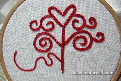 Selecting Stitches Amp Threads For Embroidery Projects