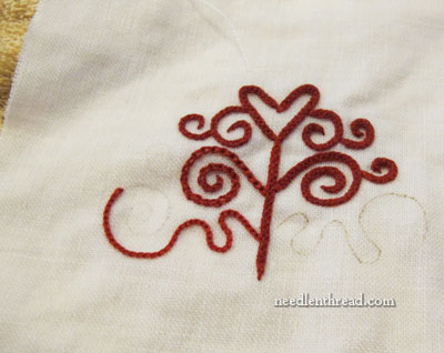 Testing Embroidery Threads: Colorfast