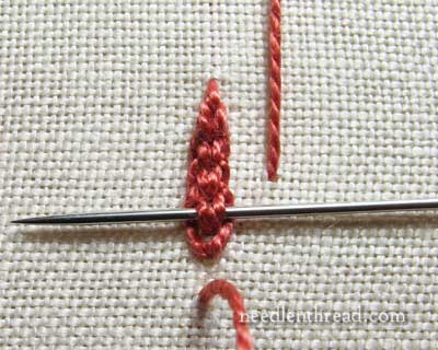 Hungarian Braided Chain How-To