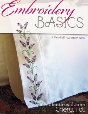 Embroidery Basics by Cheryl Fall