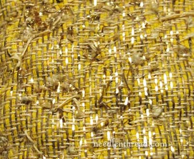 Goldwork Embroidery - the Foundation