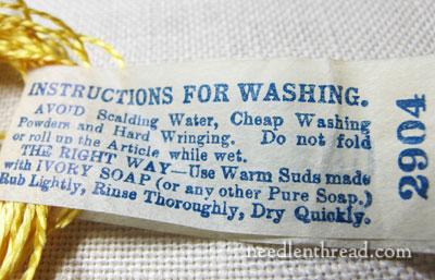 Vintage Silk Embroidery Thread