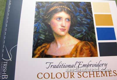 Trish Burr Color Book