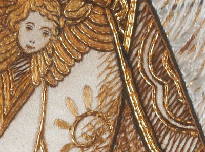 Litany of Loreto Embroideries at the RSN