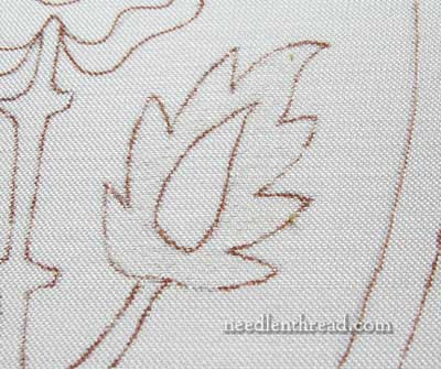 Mission Rose: Silk & Gold Embroidery Project