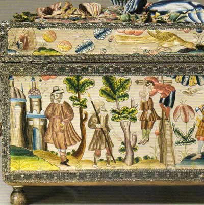 Twixt Art and Nature: English Embroidery from the 17th Century
