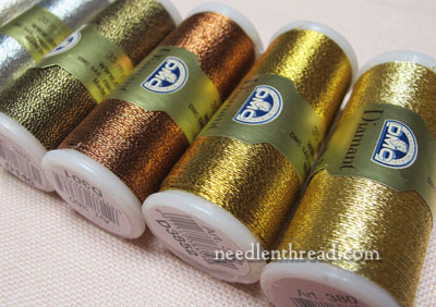 DMC Diamant Metallic Thread