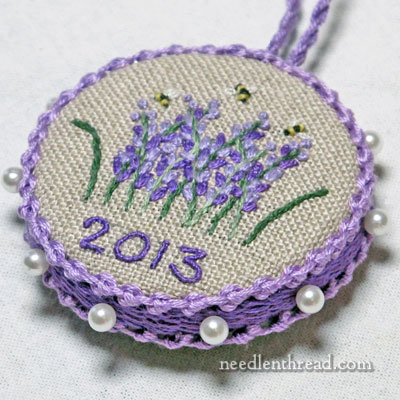Lavender Honey & Other Little Things E-Book for Hand Embroidery