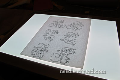 Light Pad for Tracing