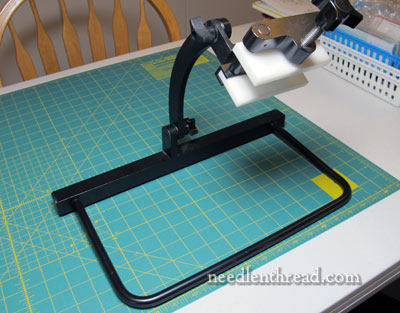 Needlework System 4 lap / tabletop stand