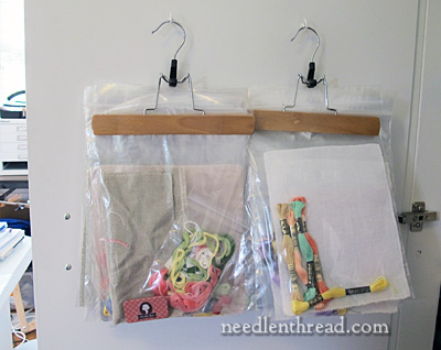 Organizing Future Embroidery Projects
