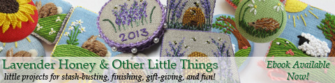Lavender Honey & Other Little Things E-Book