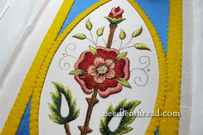 Mission Rose: Goldwork Begins