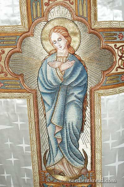 Assumption Hand Embroidery Design
