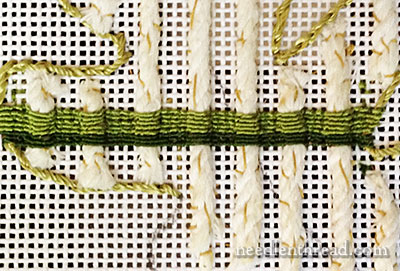 Silk Gimp Embroidery Thread
