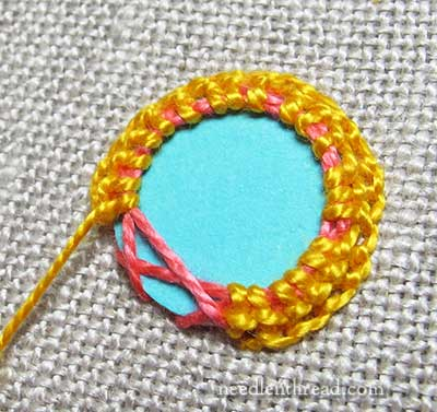 Stitch Fun Shisha Stitch Tutorial  NeedlenThread