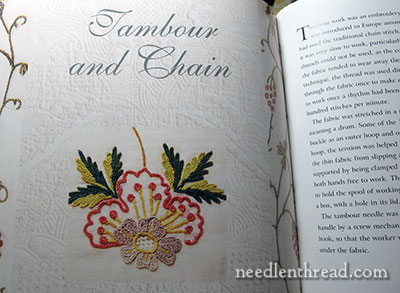 Tambour Embroidery: Three Instructional Books