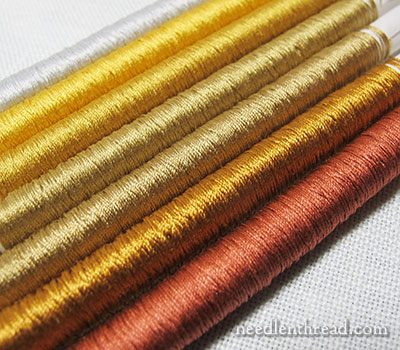Mulberry Silks Embroidery Thread
