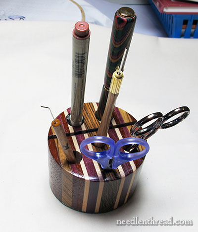 Wood Scissor / Tool Caddy
