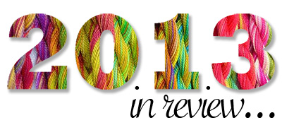 2013 on Needle 'n Thread