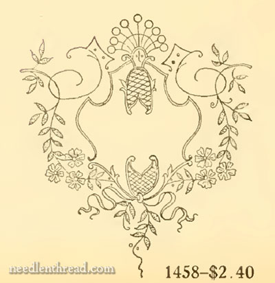 Janon Co Embroidered Monogram Catalog