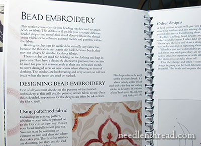 Bead Embroidery RSN Essential Stitch Guide