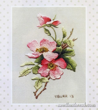Trish Burr Embroidery