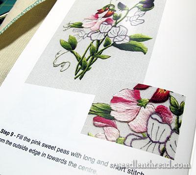 Trish Burr Embroidery