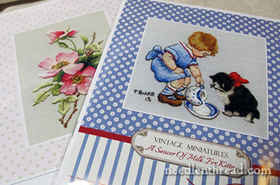 Trish Burr Embroidery Kits