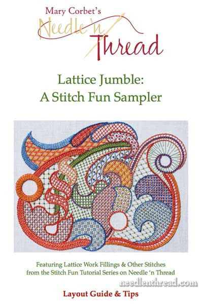 Hand Embroidery E-Books on Needle 'n Thread