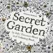 Secret Garden: Inky Treasure Hunt & Coloring Book
