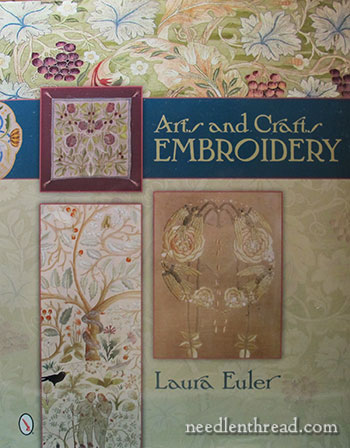 Arts & Crafts Embroidery by Laura Euler