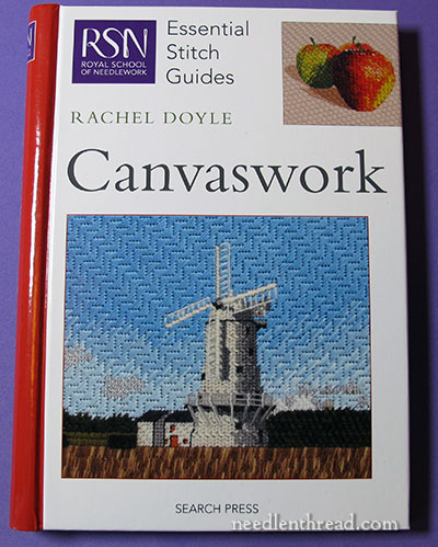 RSN Stitch Guide: Canvas Work