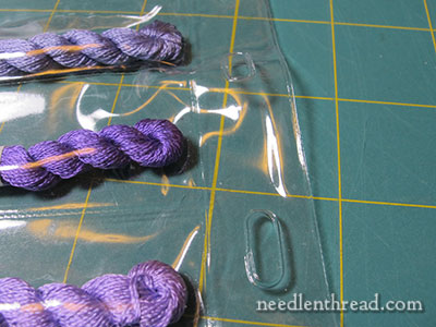 DMC StitchBow Insert for Embroidery Thread Organization