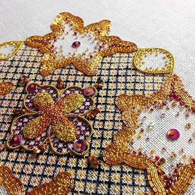 Jen Goodwin Goldwork Embroidery Kits