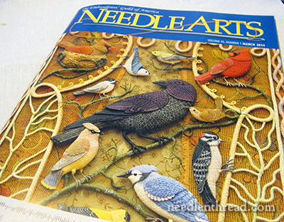 NeedleArts Magazine EGA