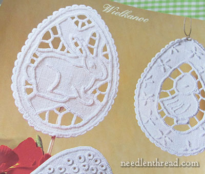 Haft Richelieu cutwork embroidery patterns