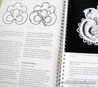 Needlelace Designs & Techniques, Classic & Contemporary by Catherine Barley