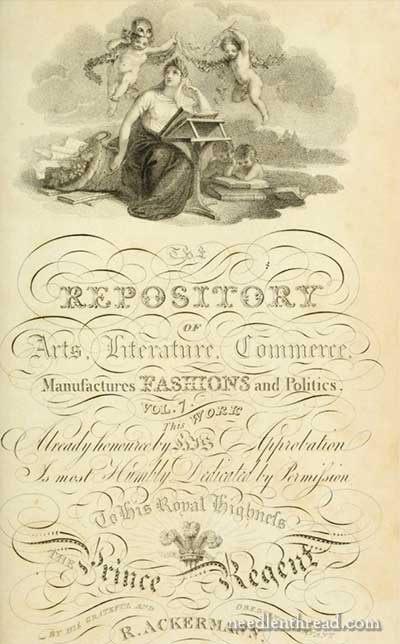 Ackermann's Repository