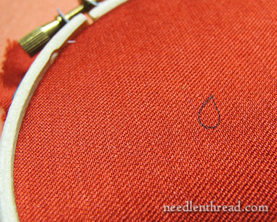 Ground Fabrics for Hand Embroidery