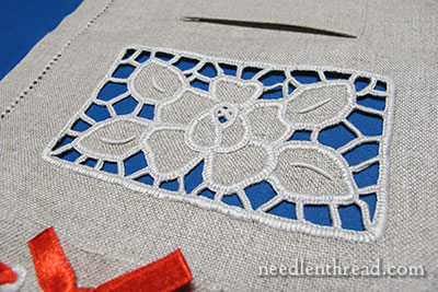 Richelieu / Cutwork Embroidery