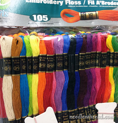 Craft Embroidery Floss