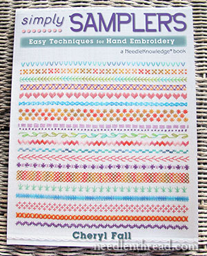 Simply Samplers by Cheryl Fall