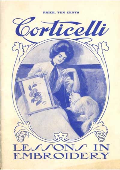 Corticelli: Lessons in Embroidery
