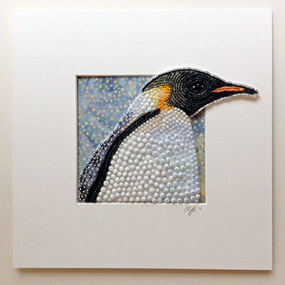 Eleanor Pigman Bead Embroidery