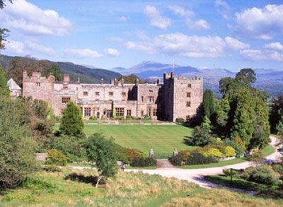 Muncaster Castle Embroideries