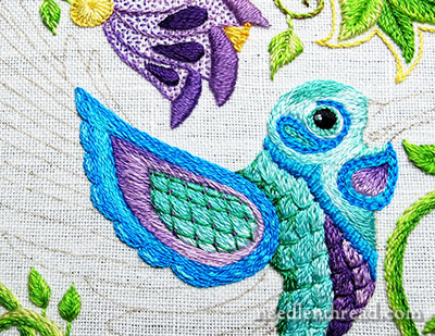 Secret Garden Hummingbird