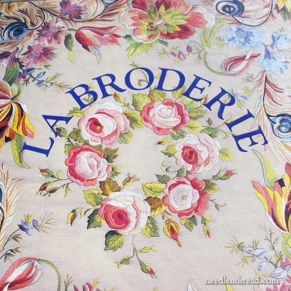 La Broderie with Pascal Payen-Appenzeller