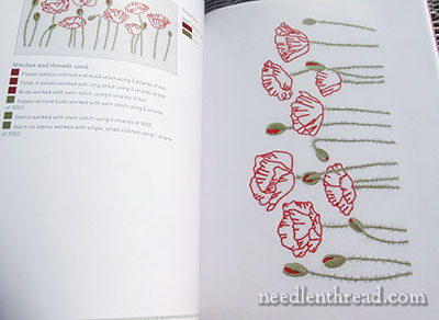 Iron On Embroidery Transfer Books: Ready to Stitch