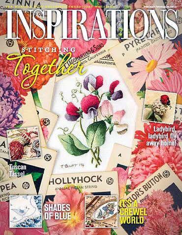 Inspirations Magazine, Issue 84